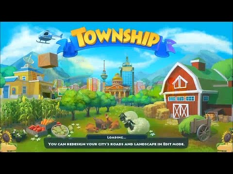 Township Free Apple iOS iPhone Gameplay Video 🌾 thumbnail