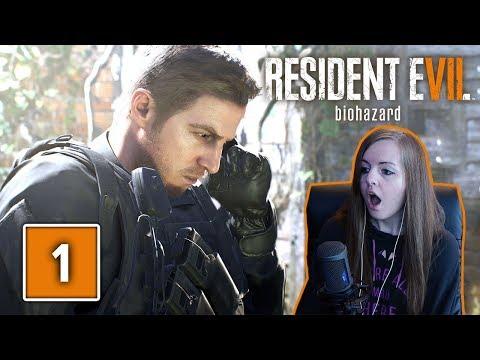 LUCAS YOU'RE SICK! Resident Evil 7 Not A Hero DLC Gameplay Walkthrough Part 1