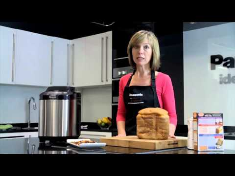 Gluten Free Bread In The Panasonic Breadmaker