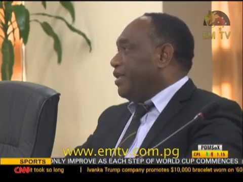 EMTV News - 16th November, 2016