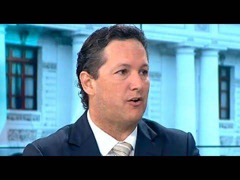 Daniel Salaverry: 'Sigo siendo incómodo para la cúpula de Fuerza Popular' | 90 Central