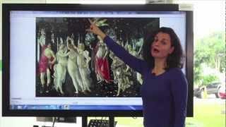"""PUCP - ¿Por qué """"La Primavera"""" de Botticelli es una obra maestra?"""