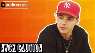 Nyck Caution Explains his First Tattoo and Talks Music | Audiomack Ink