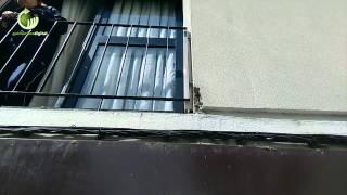 Queda de cimento de prédio do IHRU ameaçou segurança de três pessoas