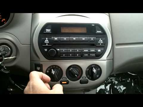 4307A   2004 Nissan Altima 2.5S White 111k   YouTube