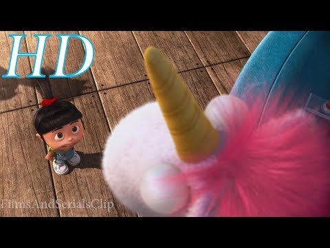 Гадкий Я (8/11). Такой пушистый, я щас умру! 2010 HD Фильмарезка.