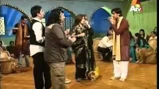 Challa Mera Ji Dhola (PUNJABI Tappye) (ALI ABBAS)(ATV)PART 2 (KASURIMUNDAY)03216570710.flv