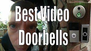 Ring Pro vs SkyBell HD vs Ring - Best Video Doorbell