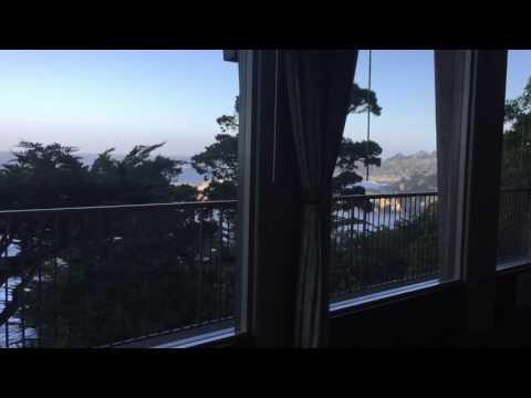 Hyatt Carmel Highlands, overlooking big sur coast