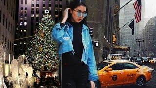 Почувствуй Нью-Йорк в Рождество...(РОЖДЕСТВО В Нью-Йорке! Christmas in New York! Сегодня первая серия, где мы посетим главную елку в Нью-Йорке на Пятом..., 2016-12-17T11:47:45.000Z)