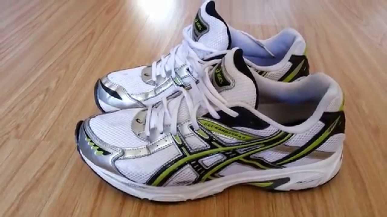 58d6dab743e Running Shoes Asics Gel Kanbarra 4 - YouTube