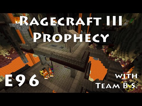 E96  - Ragecraft 3 - Fun with TNT with Team B.S.