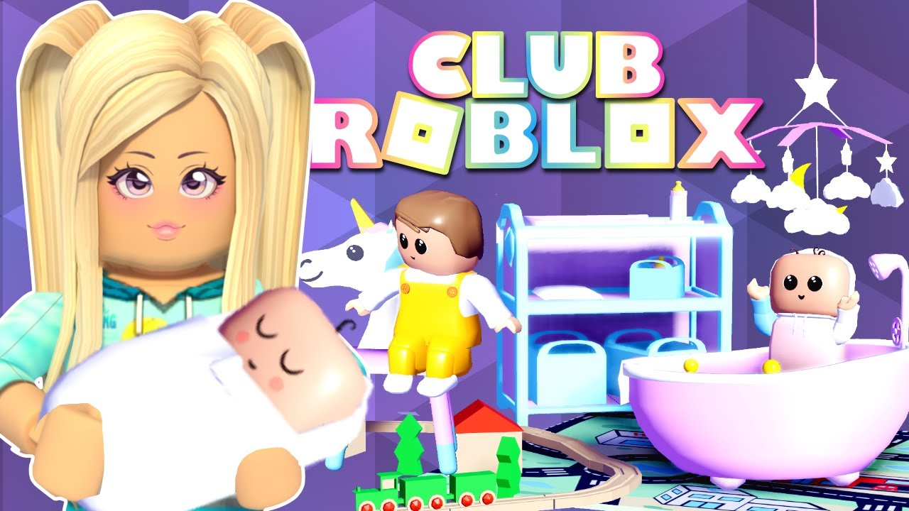 👶 Baby Update Part 1: Baby Furniture IS HERE!!! 👶 Get Your House Ready For Babies In Club Roblox! - YouTube