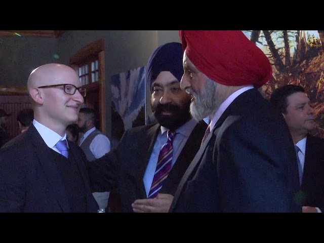 Dream Hotel Group Hosts Groundbreaking Ceremony - Upcoming Chatwal Lodge - New York
