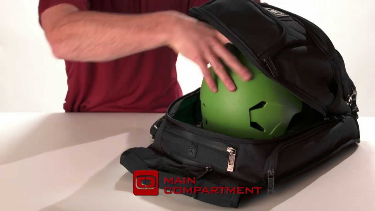 OGIO Epic Pack 108090 - YouTube