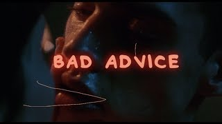 No Alarms - Bad Advice (Lyric Video)