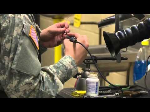 MOS94E Radio And Communications Security (COMSEC) Repairer (94E)