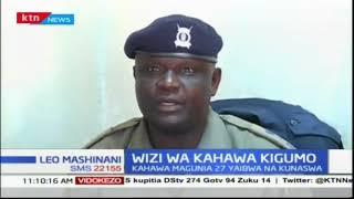 Polisi wanasa magunia 27 ya kahawa yaliyoibiwa Murang\'a