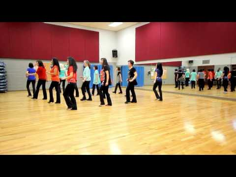 Angeleno - Line Dance (Dance & Teach in English & 中文)