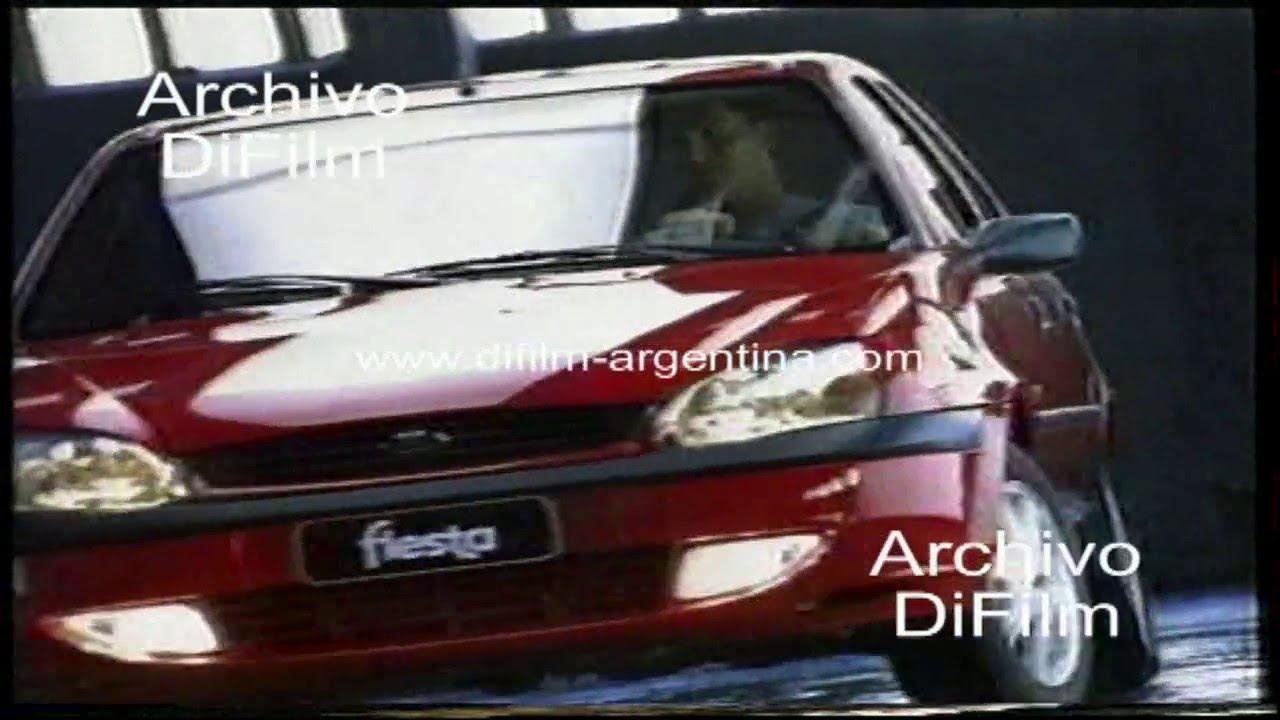 Difilm publicidad auto ford fiesta 1999