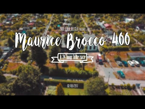 Maurice Brocco 400 - A 24 Hour Bike Race [2017]