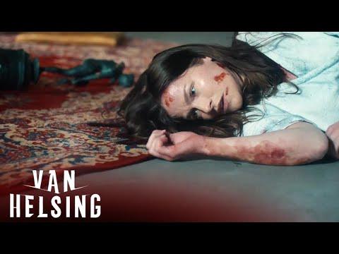 VAN HELSING | Season 2, Episode 1 Clip: Ties That Bite | SYFY