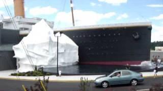 Titanic at Pigeon Forge, Tn