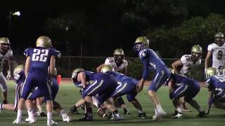 2015 Colonials Football Highlight Video