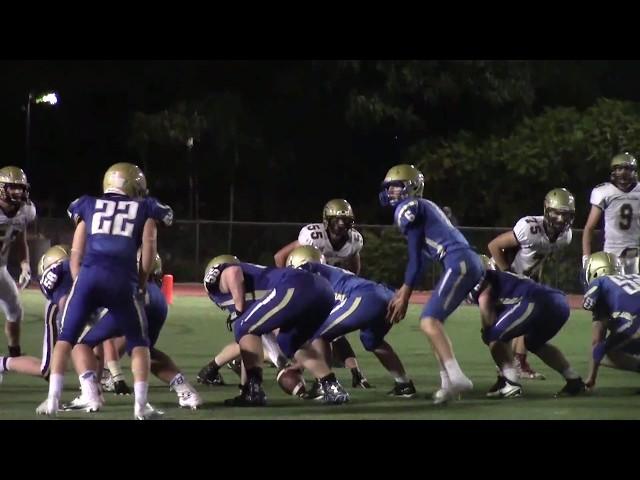 2015 Colonials Football Highlight Video