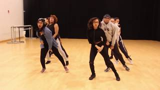 'Abusadamente' by MC Gustta, MC DG (Dance Choreography)
