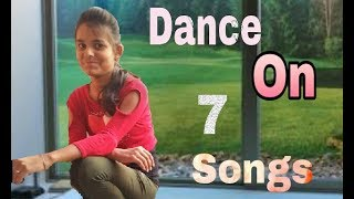 Dance on Flashup 14 songs on 1 beat l Knox artiste || Nisha dance show Dance dvd
