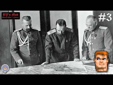 Adriatic Campaign (Sons of Rome) - BJ's Mod WWI Edition #3