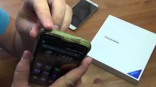 Blackview BV5000 - защищенный телефон с большой батареей