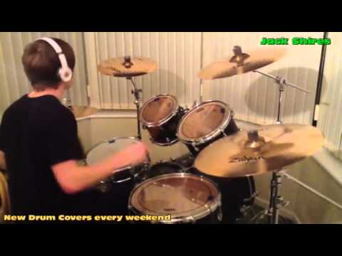 Dappy ft Brian May - Rockstar - Drum Cover
