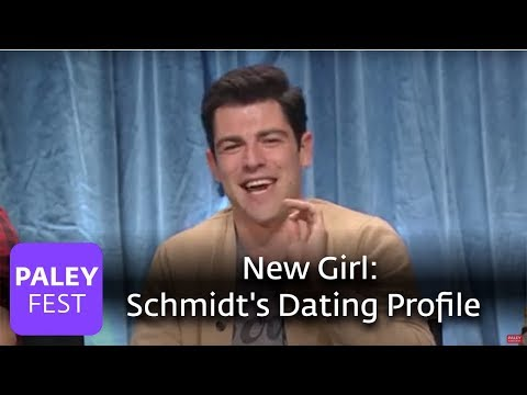 schmidt dating profile youtube
