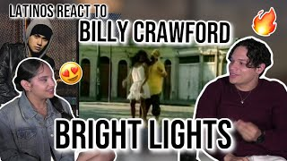 Download Latinos react to Billy Crawford - Brights Lights | REACTION
