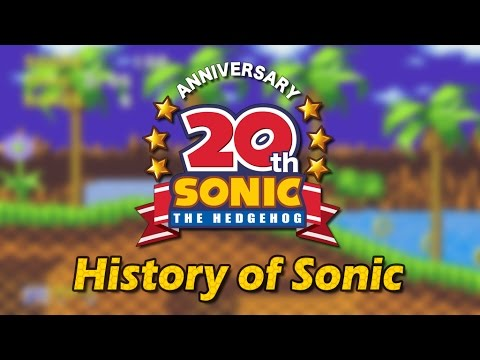 History of Sonic: Birth of an Icon (documentary)