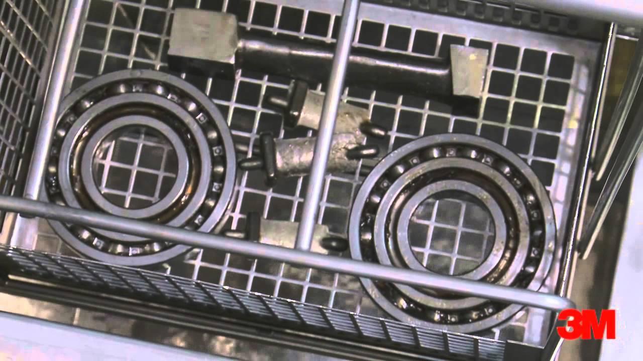 3M Novec Cleaning - Aerospace