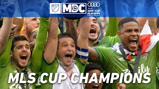 How Seattle Sounders Won MLS Cup 2019 | Highlights and Analysis
