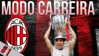 Ressuscitando o MILAN - Modo Carreira #1 - FIFA 15