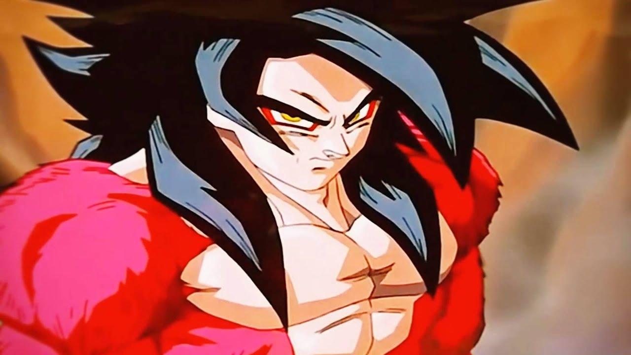 [ SSJ4 Goku vs Baby Vegeta ] Faceless - YouTube