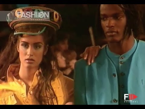 JEAN PAUL GAULTIER Spring Summer 1991 Paris - Fashion Channel