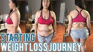 Starting my Weight Loss Journey | Introduction