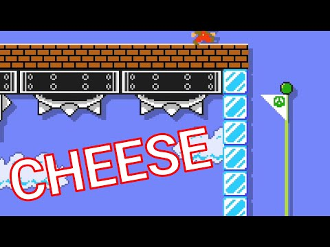 HOW Could NO ONE Go for THIS CHEESE... Except Me? — Mario Maker 2 Multiplayer Versus