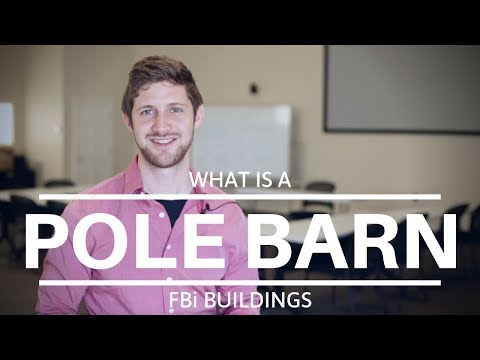 What is a Pole Barn?