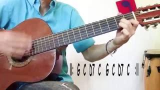 Son De La Loma Tutorial de Guitarra - Son De La Loma Guitar Tutorial