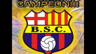 Se me pego la amarilla cancion de Barcelona Sporting Club