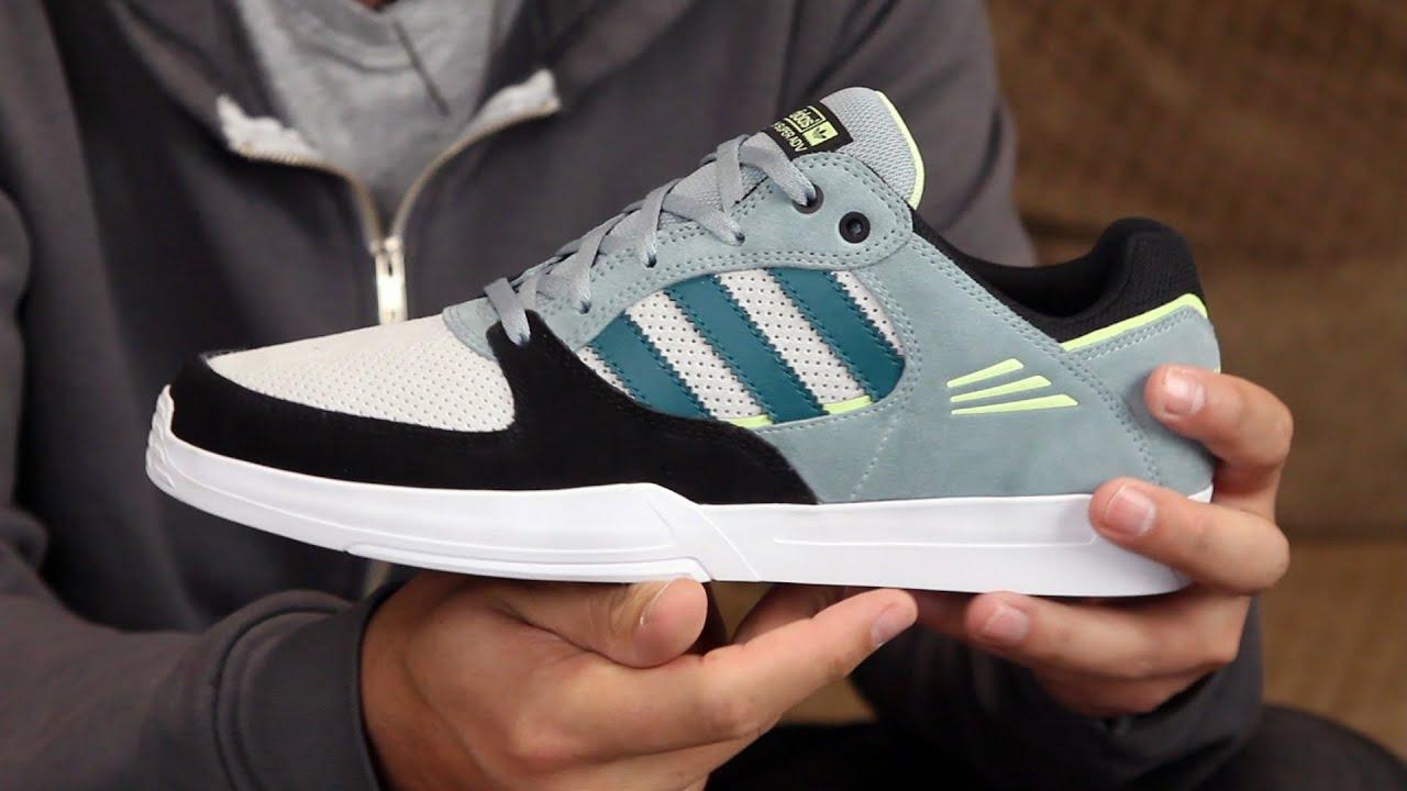 Adidas Tribute ADV Skate Shoes Review