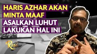 Soal Bisnis Tambang di Papua, Haris Azhar akan Minta Maaf Ke Luhut Asalkan   Rosi (3)