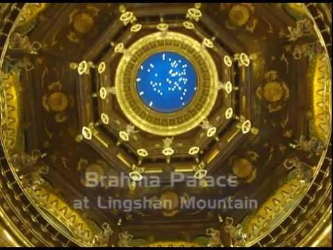 Brahma Palace at Lingshan Mountain